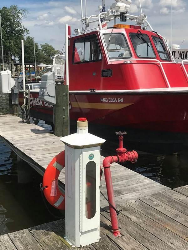 Pier Plumbing